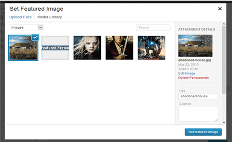 Complete Featured image or Post thumbnails guide for WordPress theme developer